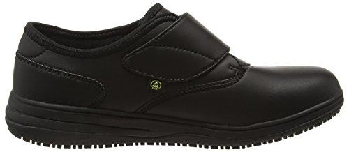 OXYPAS Emily, Chaussures de sécurité femme Noir (blk)