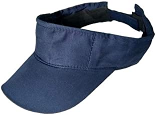 starstep Boys/Girls Stylish Plain Blue Tennis Cap for All Sports rellated Activities