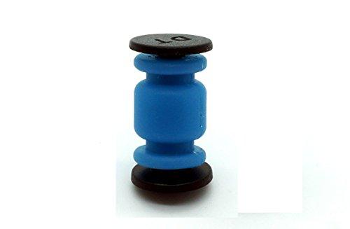 4x Sicherungsclips für Dämpfer Gummi ( Anti Vibration Shock Absorber ) (Motor Dämpfer)