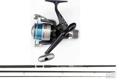 Match Rod 10ft And Match Reel Combo + Spool Of Line from oakwood