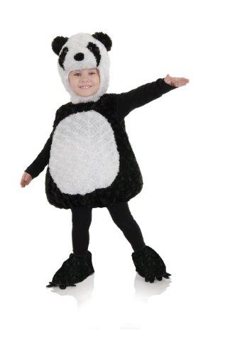 Costume peluche enfant panda taille 4/6 ans