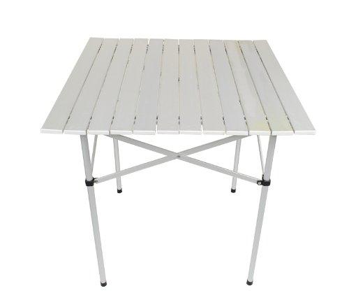 Iso trade pieghevole alluminio tavolo alluminio giardino campeggio tavolo #031