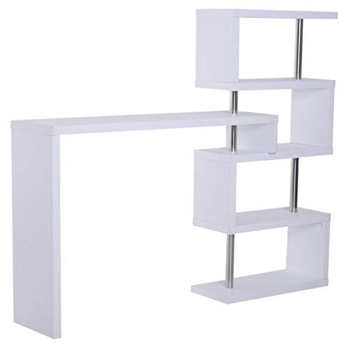 Diasdaisda Raumteiler, Barständer, Hochglänzender Weißer Rahmen, Geeignet Für Bars, Haus, Küche, Wohnzimmer, Wohnmöbel Möbel