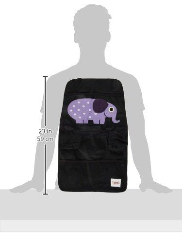 3 Sprouts Rücksitz Organizer Elefant - Bild 2