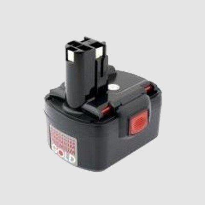 Preisvergleich Produktbild Qualitätsakku - Akku zu Bosch Bohrschrauber PSR 12VE-2 NiCd O-Pack - 12V - 2.0Ah - NiCd