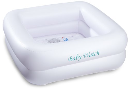 Friedola 12067 Baby Watch for Shower Tray - White