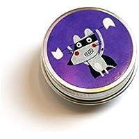 Boîte à dent Super Souris et les haltères, cadeau pour les enfants