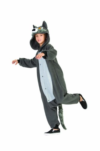 RG Costumes 'Funsies' Willie Wolf, Child Large/Size 12-14 by RG Costumes (Kind Willie Kostüm)