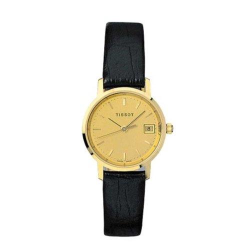 Tissot de mujer reloj de pulsera Oro goldrun T71311431