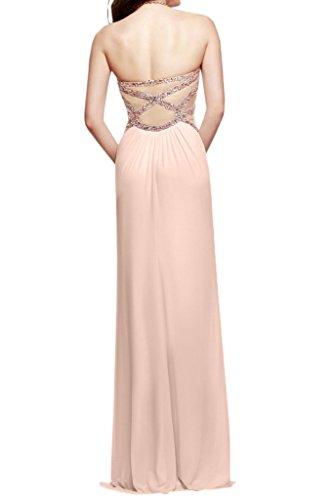 Ivydressing -  Vestito  - linea ad a - Donna Perle Rosa
