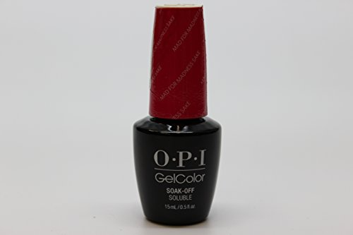 OPI Gel - Mad For Madness Sake, 15 ml