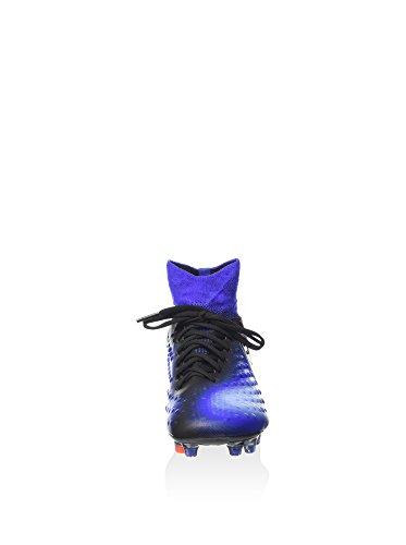 Nike Jungen 844410-015 Fußballschuhe Blau/Schwarz