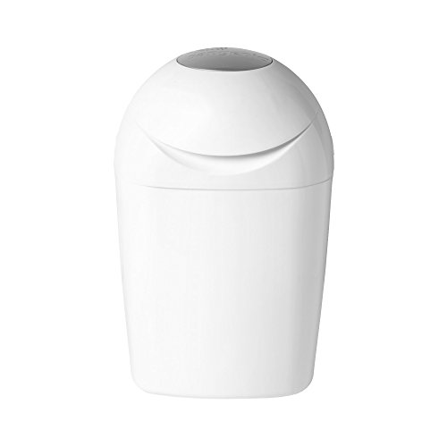 Tommee Tippee Sangenic Tec Nappy Disposal Tub, White