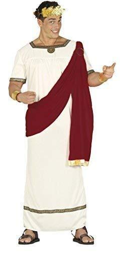 Fancy Me Herren Erwachsene Kaiser Augustus Römische Toga -