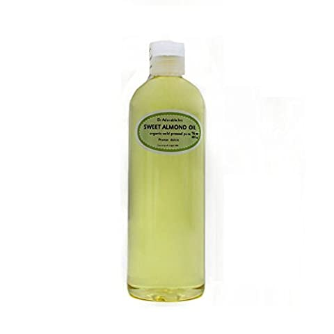 Sweet Almond Oil Organic Pure Cold Pressed by Dr.Adorable 16