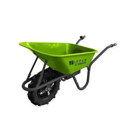 ZIPPER ZI-EWB500 Elektro-Schubkarre (Blei AKKU) Motorschubkarre Minidumper *NEU*