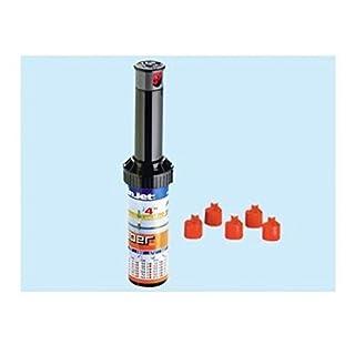 Sprinkler Mini Turbine Claber 90474Reichweite von 4–9MT