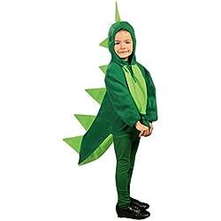 Disfraz de dinosaurio para niño - 7-9 años