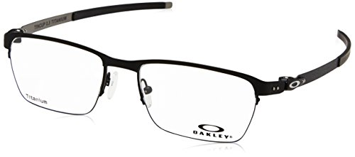 Ray-Ban Herren 0OX5099 Brillengestelle, Blau (Powder Coal), 53