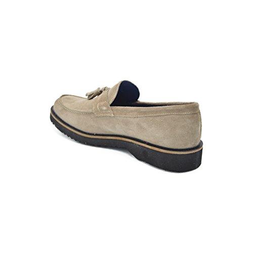 ... drudd Euciscoaw1701, Herren Niedrige Sneaker Schiefer