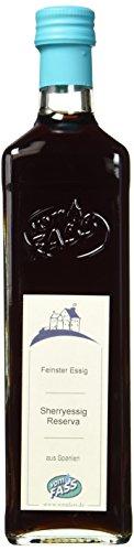 Vom Fass Sherryessig Reserva, 1er Pack (1 x 500 ml)