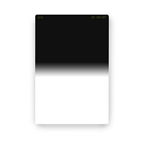 LEE Filters Grauverlaufsfilter (Grauverlauffilter, Graduated Neutral Density ND-Filter) ND 1,2 Soft...