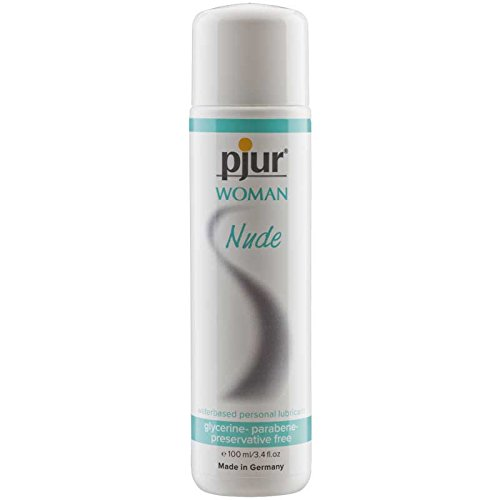 Pjur Woman Nude, Gleitmittel, 1 x 100 ml