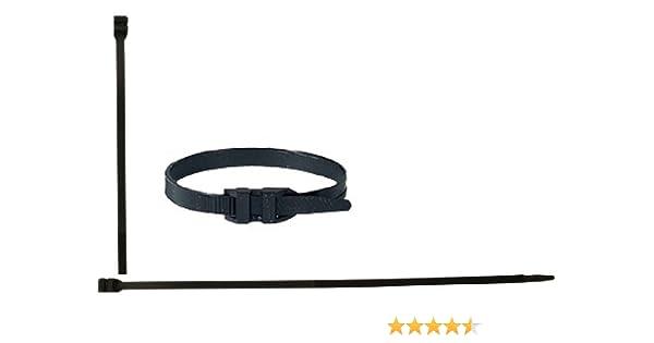 Collier Colson Noir Vendu Par 100 Leg31913 Legrand Denture Ext/érieure Norme En62275 Type 1