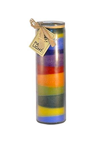 palm-light-4041678003432-streifen-spass-kerze-hohe-20-cm-brenndauer-circa-100-stunden