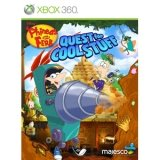 Phineas Ferb Quest Xb360 (01802)