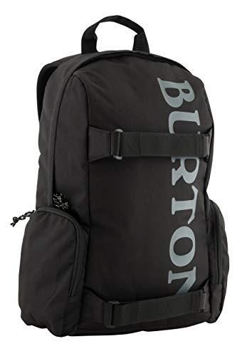Burton 17382102002, zaino unisex adulto, nero, taglia unica