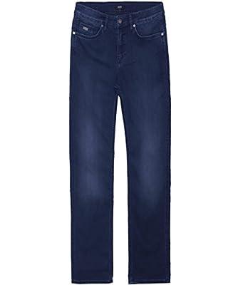 BOSS Hugo Boss Slim Fit Delaware3 Jeans Mid Blue
