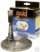 Interpet Goldfish Bowl Filter by Interpet