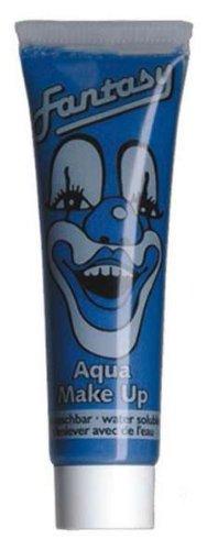 Tube de maquillage 15 ml - Fond de teint à l'eau Visage BLEU