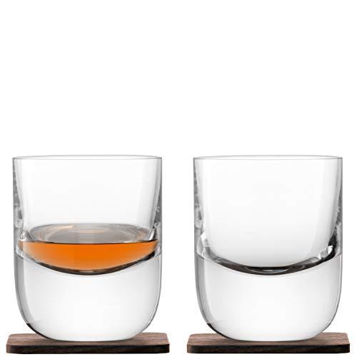 LSA Whisky Tumbler RenfrewCity in Ontario Canada, 2 Stück
