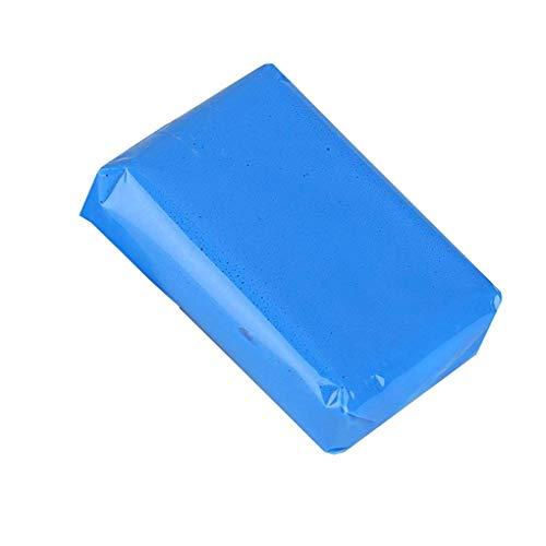 Dergtgh 2ST Auto-Lehm-Stab Auto-Pflege magischer Claybar Waschreiniger Automotive Beauty Care Produkt - Verwendet-chrom-felgen