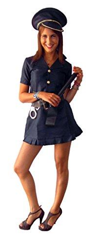 eval Kostüm Polizei Erwachsene (Polizei Gürtel Kostüme)