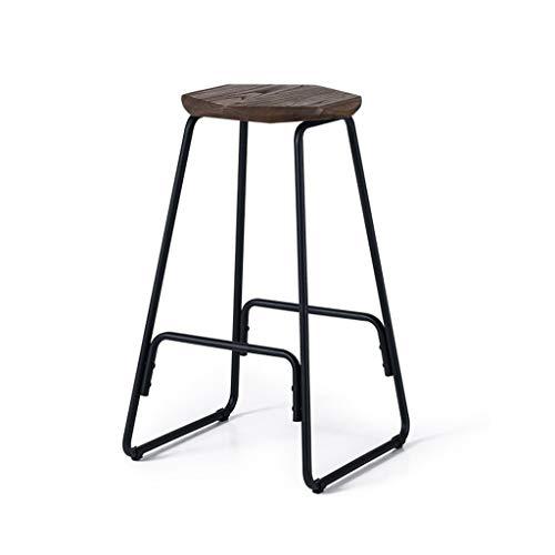 BAR STOOL Barhocker, Barhocker, Kreativer Metall Barhocker Moderner minimalistischer Barhocker Hoher...