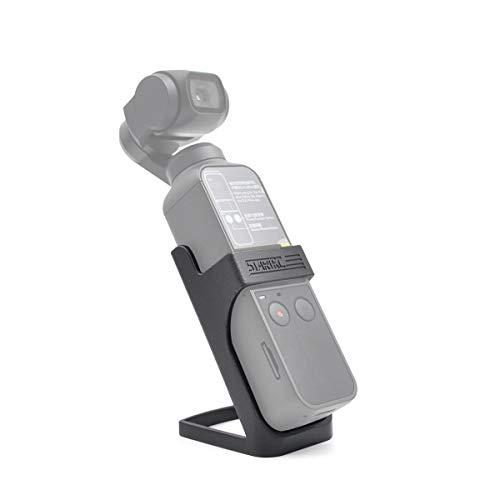 DishyKooker Pocket Stand Dock, Cradle Bracket Gimbal Desktop Ständer für Pocket Zubehör Digitalkamera-dock