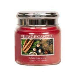Village Candle Tradition Jar Medium 389 g Christmas Spice U-spice Jar