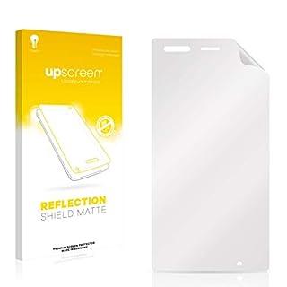 upscreen Matt Schutzfolie kompatibel mit Sony Xperia Acro S LT26w Hikari - Entspiegelt, Anti-Reflex, Anti-Fingerprint