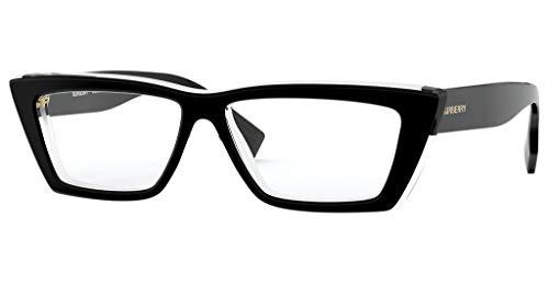 BURBERRY Brillen B CODE BE 2305 BLACK CRYSTAL Damenbrillen