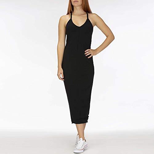 Hurley Damen Kleider W DRI-FIT CAMI Dress, Black, XS, BV1973 -