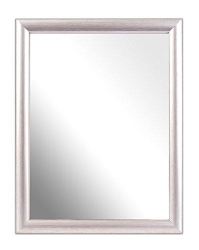 Inov8 MFVS-VSLV-86 Traditional Spiegelglas-Rahmen, 20 x 15 cm, Packung mit 1, silber