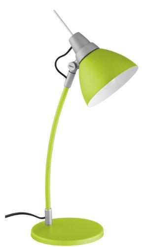 Lámpara de mesa de color verde Jenny, 92604/04 Brilliant