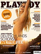 Playboy 12 / 2009 mit Schoko Adventskalender + 100g  Billy Boy Schokolatte