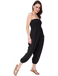 b17ee3c65fa Amazon.co.uk  likemary - Jumpsuits   Playsuits   Women  Clothing