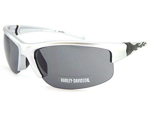 Harley-Davidson Sonnenbrille Herren Grau