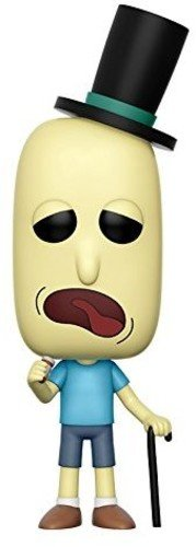 funko pop rick and morty FunKo 12442 Actionfigur Rick und Morty: Mr. Poopy Butthole, gelb, Standard