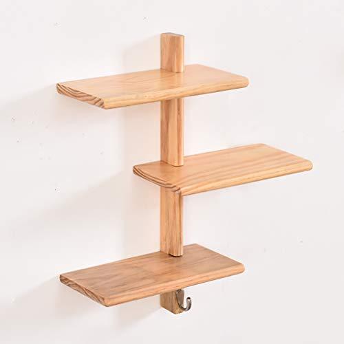 Hongseyigou Kleiderhaken Kleiderhaken Kleiderhaken Kleiderhaken Kleiderbügel Kreative Holz Wohnkultur Lagerregal Haken